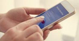 banking via phone
