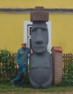 moai socha kulisy