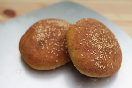 Hamburgerbröd 4st 450g