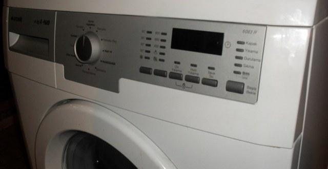 arçelik 6083 çamaşır makinesi yorumları