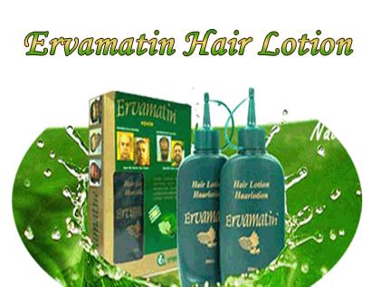 ervamatin saç losyonu 2013