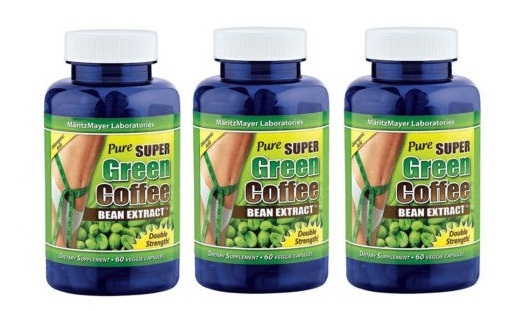 Speed Slim Green Coffee (Yeşil Kahve)