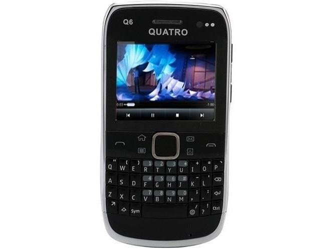 Quatro Q6 Cep Telefonu