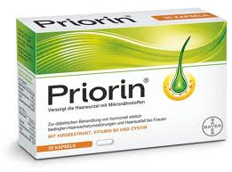 Priorin-Tablet