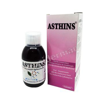 Asthıns Astım Bronşit Şurubu