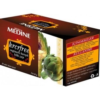 Bitkisel Enginarlı, Hindibalı Çay2
