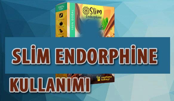 Slim Endorphine Kullanımı öğrenme