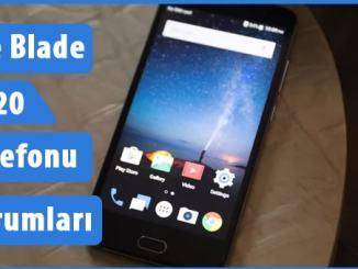 Zte Blade A520 Telefonu Kullanıcı Yorumları okuma