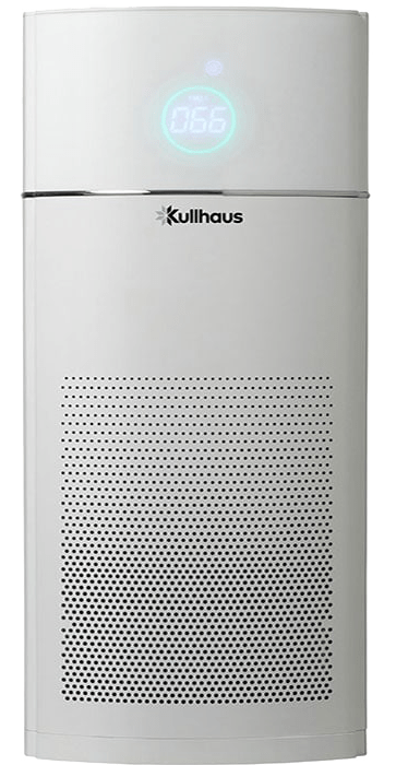 Kullhaus AERO+ air cleaner ionizer for Healthy Living. Kullhaus air treatment appliances