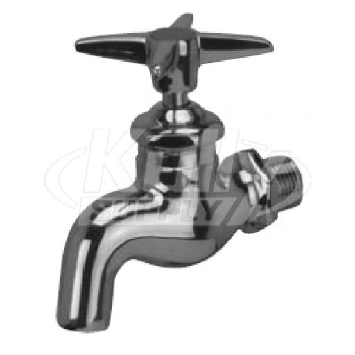 zurn z80402 wall mounted single sink faucet