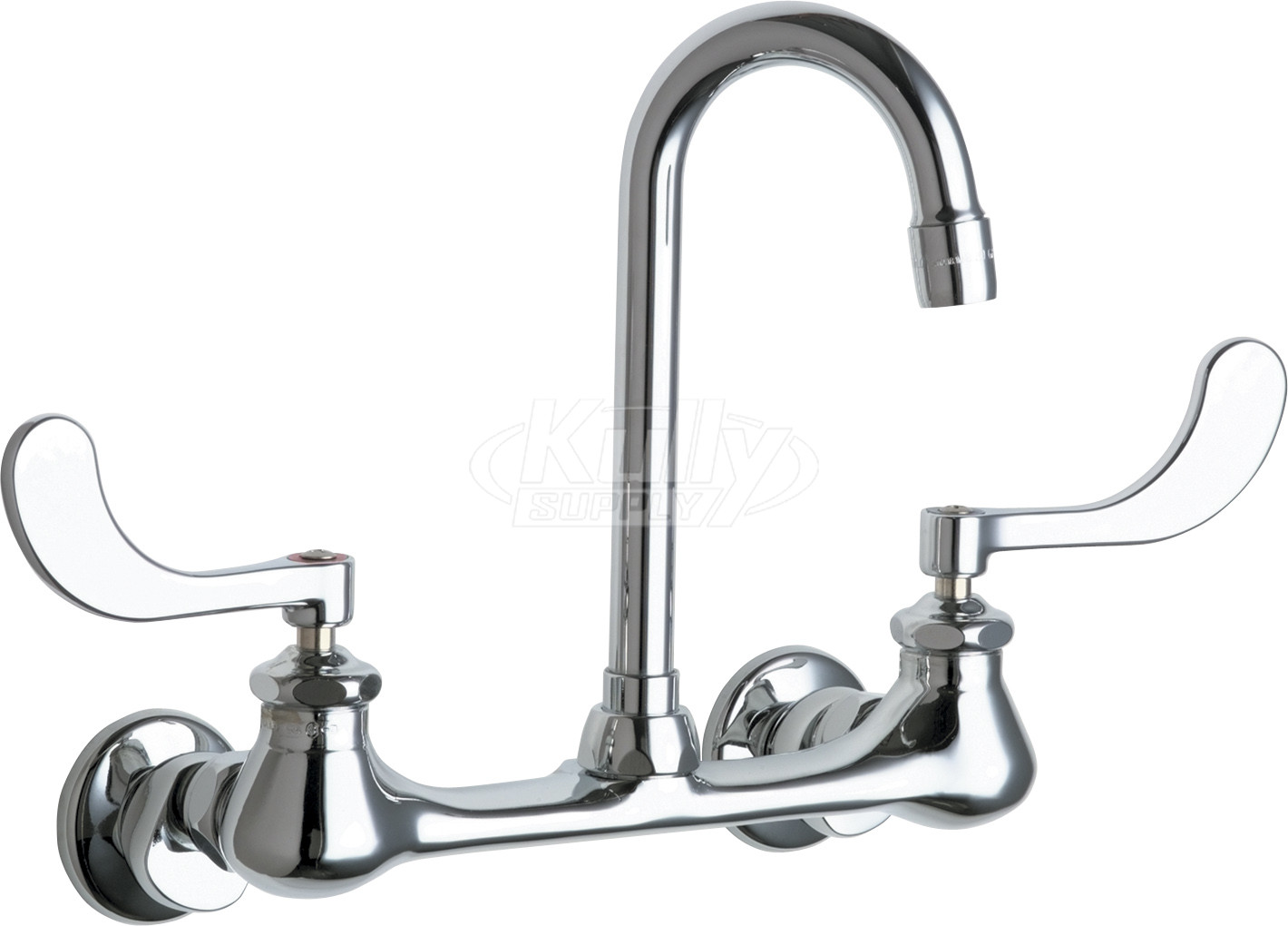 Chicago 631 Abcp Hot And Cold Water Sink Faucet