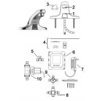 sloan sensor faucet repair parts