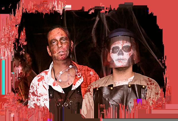 Kulpsville Slaughterhouse The Butchers: A Hanlon Creative Haunted Story