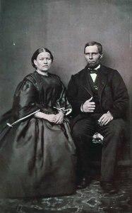 Jacob ja Maria Ervast 1