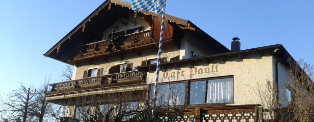 Café Pauli in Aschau im Chiemgau