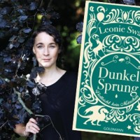 Rezension zu Leonie Swanns Roman »Dunkelsprung - Vielleicht kein Märchen« – als Hörbuch ungekürzt gelesen von Andrea Sawatzki