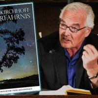 Lesung und Rezension zu Bodo Kirchhoffs Novelle »Widerfahrnis«