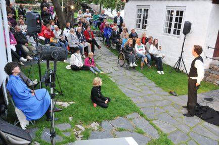 Foto - Per Eckholdt, KV 24NYHKittelsen Jeg sa det glite Kark Aarø Tollbodhaven_01-01-DSC_7564