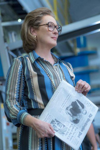 NOR_D35_071717_313277_R2 – Meryl Streep stars as Kay Graham in Twentieth Century Fox's THE POST. Photo Credit: Niko Tavernise.