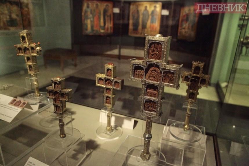 17vek Krstovi od Ohrid
