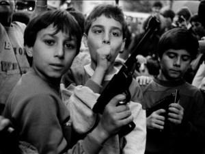 Letizia Battaglia, Festa del giorno dei morti, Palermo, 1986
