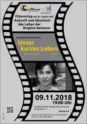 Ankunft und Abschied - das Leben der Brigitte Reimann