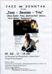 Jazz am Sonntag