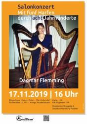 Salonkonzert mit Dagmar Flemming
