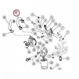 Injecteur moteur JEEP Cherokee XJ 2.5td & Grand 2.5td VM
