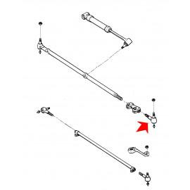 Kit de roulement supérieur de colonne direction réglable