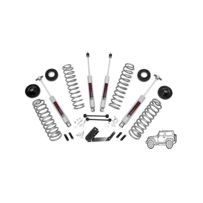 Kit suspension +2.5