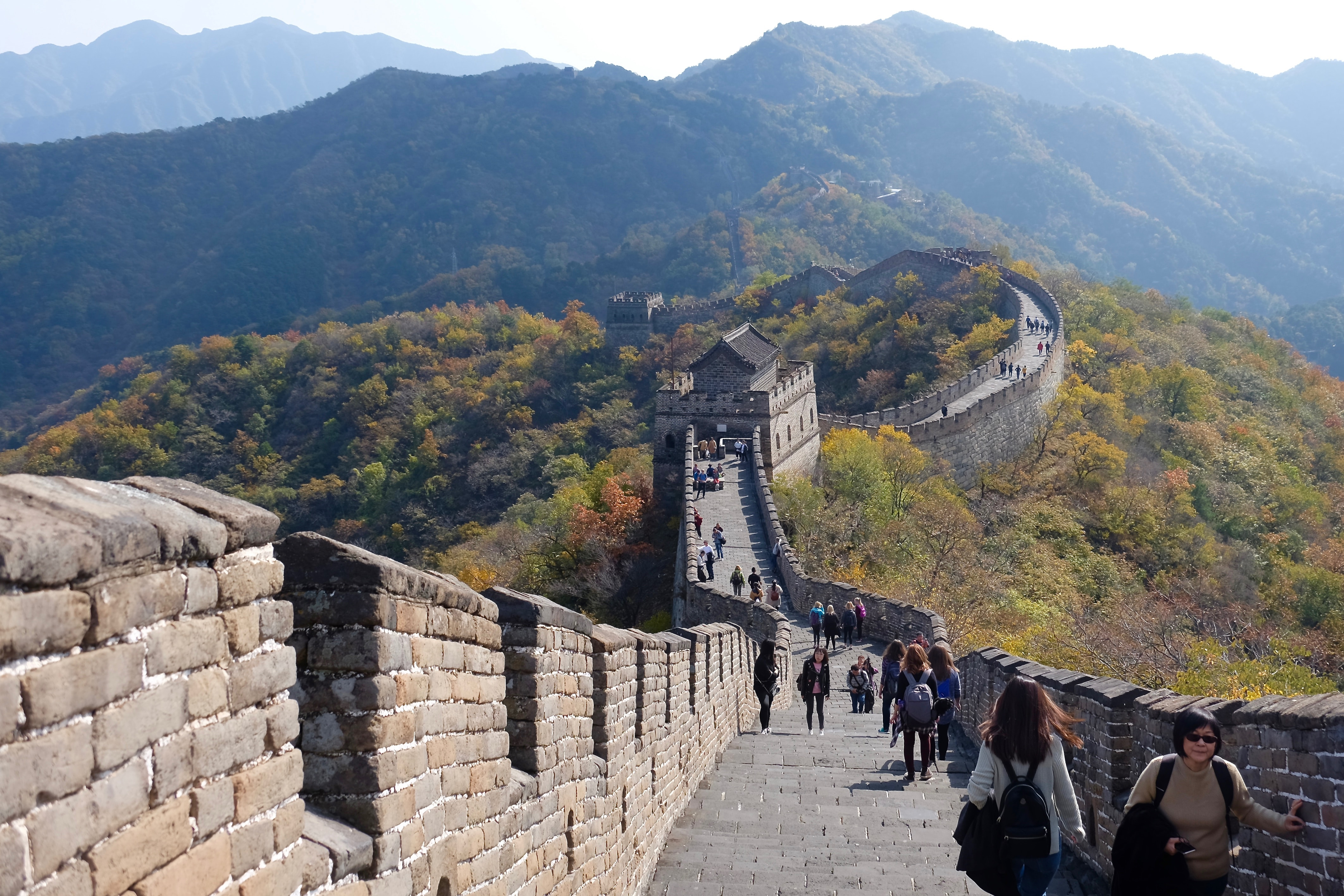 Great Wall Of China Is My First 7 Wonders Of The World