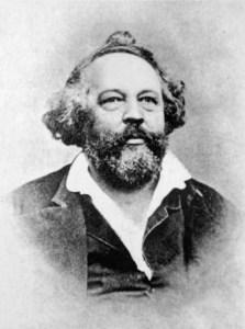 Michail Alexandrowitsch Bakunin (1814 - 1876)