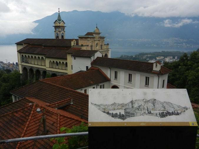 Schon bald Weltkulturerbe? Der Sacro Monte Madonna del Sasso