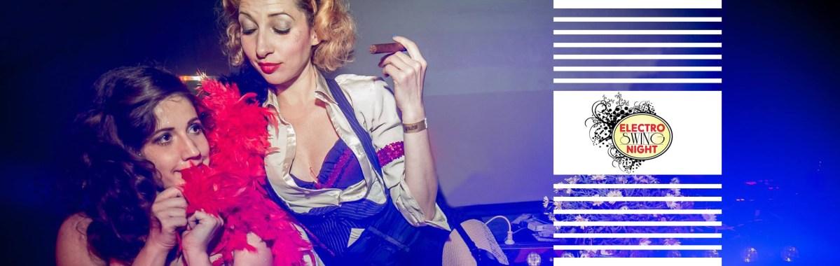 Electro Swing Night - Die 20er Jahre Party in Köln & Wuppertal