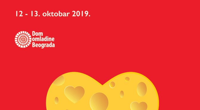 Festival sireva Balkana 12. i 13. oktobra u Domu omladine Beograda