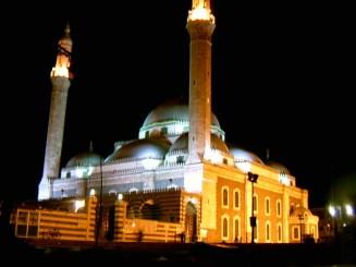 Moskén i Homs