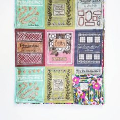 Jane Austen-filt (Etsy/SweetSequels)