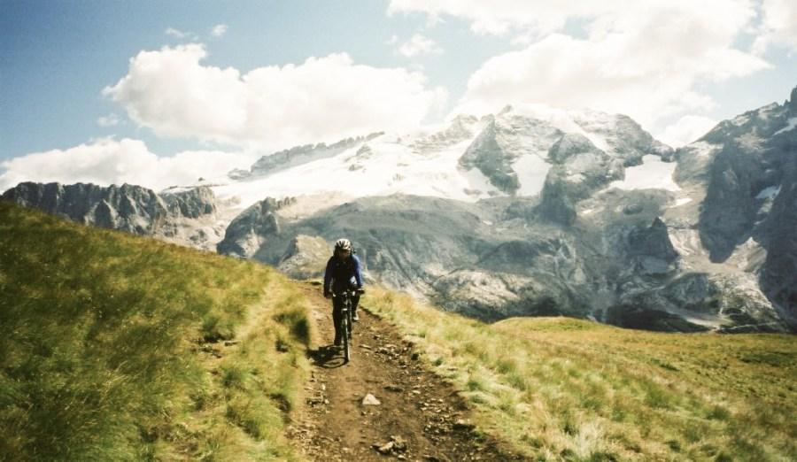 In die Pedale treten! Alpencross nach Riva. (c) Pierre Bornschein