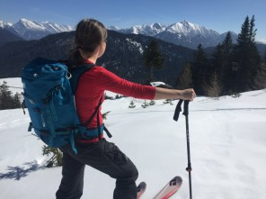 Skitour zur Rauthhütte Leutasch (2)
