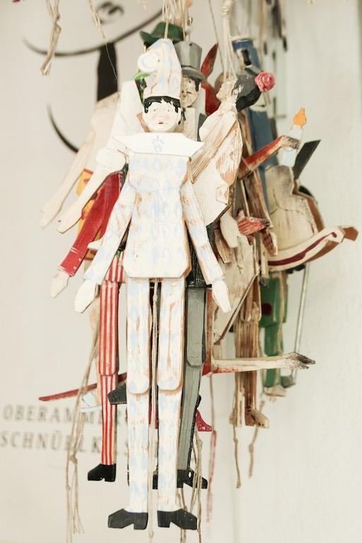 Oberammergauer Schnürkasperl von Markus Wagner