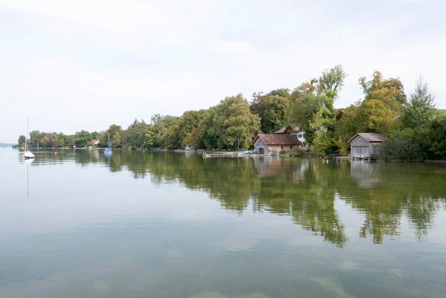 Herbst am Starnberger See (1)
