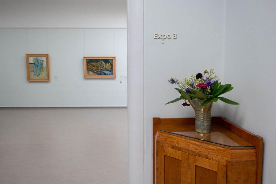 Blumen für van Gogh.