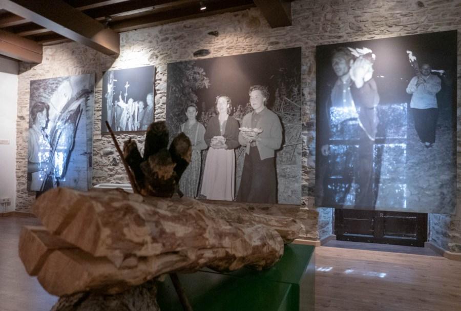 Im Museum Casa de l'Ós in Isil.