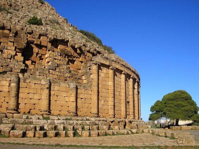 Королевский мавзолей Мавритании