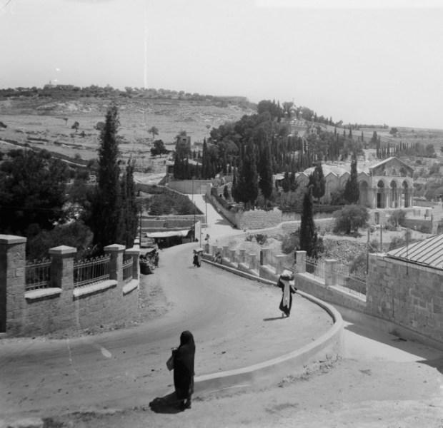 Вечный город Иерусалим, 1900 год.
