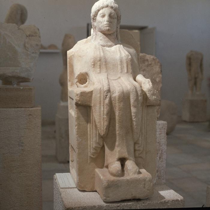 Музей античности острова Делос.