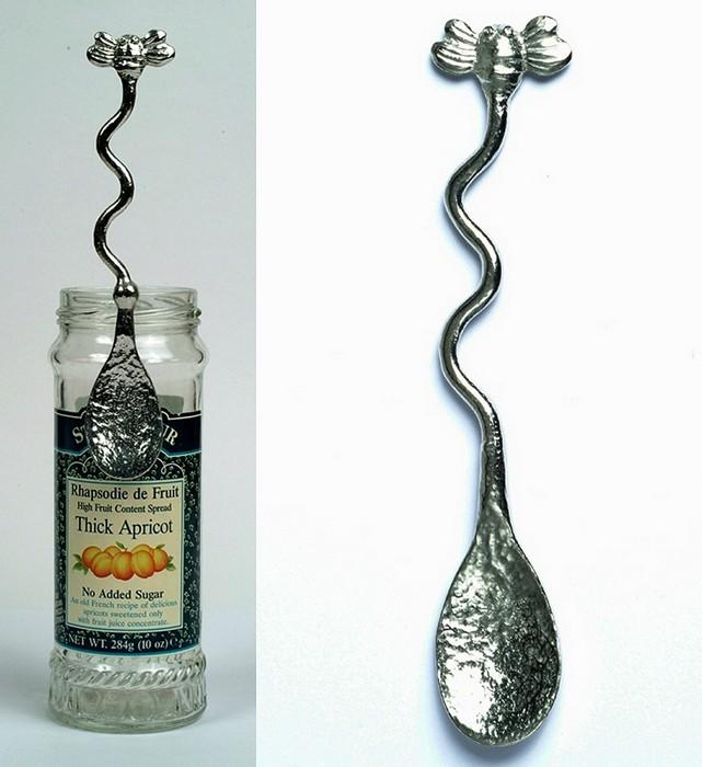 Декоративные ложечки ручной работы. Творчество Glover and Smith