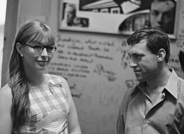 Марина Влади и Владимир Высоцкий | Фото: topnot.ru