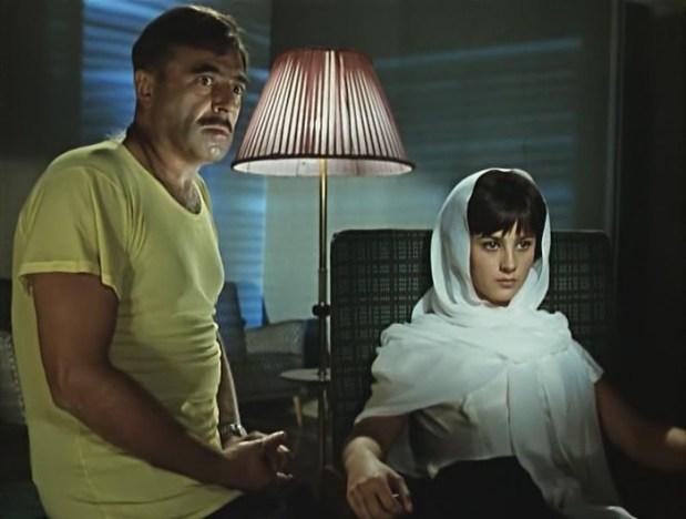 Кадр из фильма *Кавказская пленница*, 1966 | Фото: liveinternet.ru